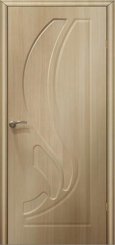 Дверь Верда Лиана, цвет беленый дуб, глухая