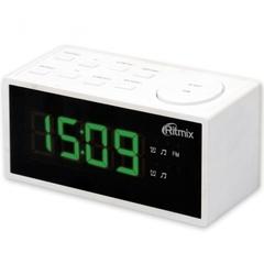 Часы с радио RITMIX RRC-1212 WHITE
