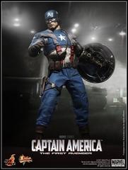 The First Avenger Captain America