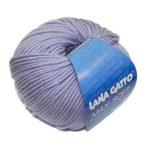 Купить Пряжа Lana Gatto Maxi Soft Код цвета 10180 | Интернет-магазин пряжи «Пряха»