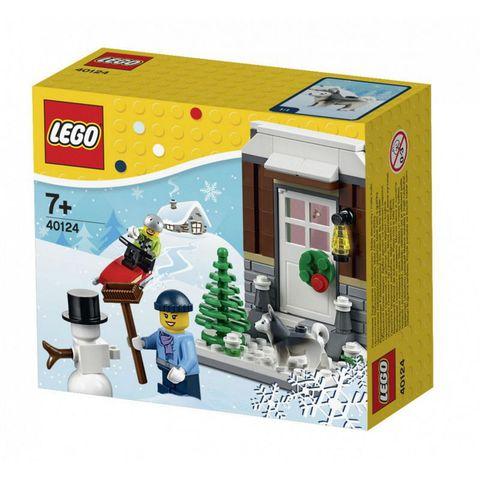 LEGO 40124 Зимние развлечения