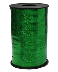 Лента голография (0,5 см x 250 м) Зеленый