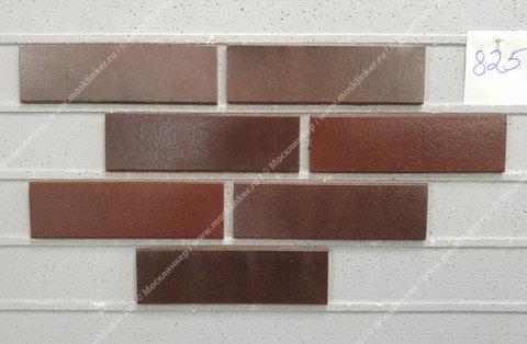 Stroeher, плитка-клинкер под кирпич, цвет 825 sherry, серия Keravette shine, glasiert, глазурованная, гладкая, 240x71x11