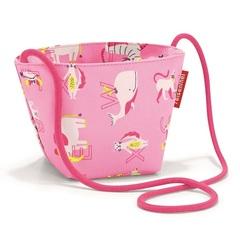 Сумка детская Minibag ABC friends pink Reisenthel