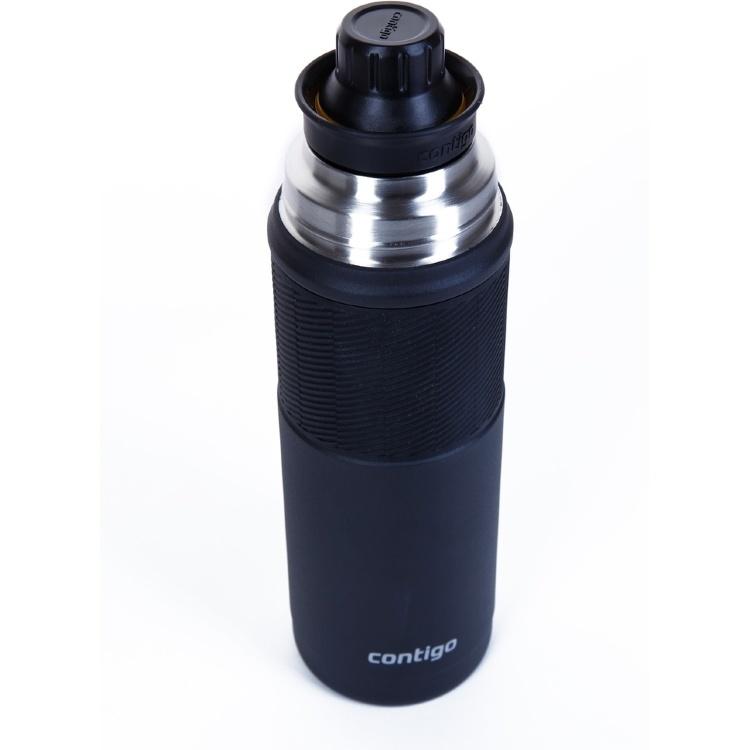 Термос Contigo Thermal Bottle (0,74 литра), черный