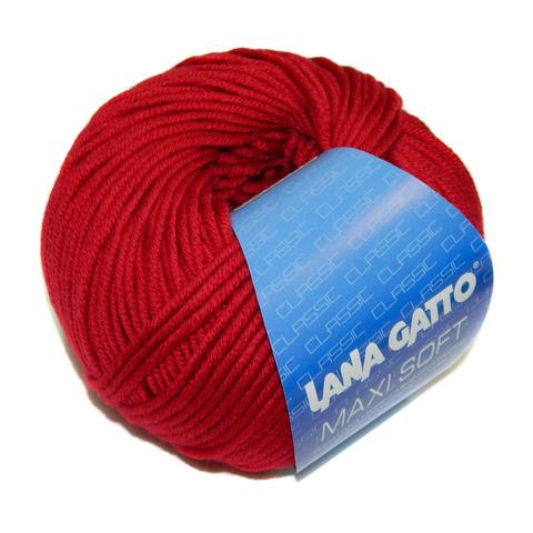 Купить Пряжа Lana Gatto Maxi Soft Код цвета 12246 | Интернет-магазин пряжи «Пряха»