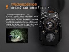 Фонарь Fenix TK35 3200 люмен