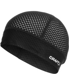 Шапка беговая Craft Cool Mesh Superlight Black