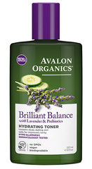 Увлажняющий тоник с лавандой, Avalon Organics