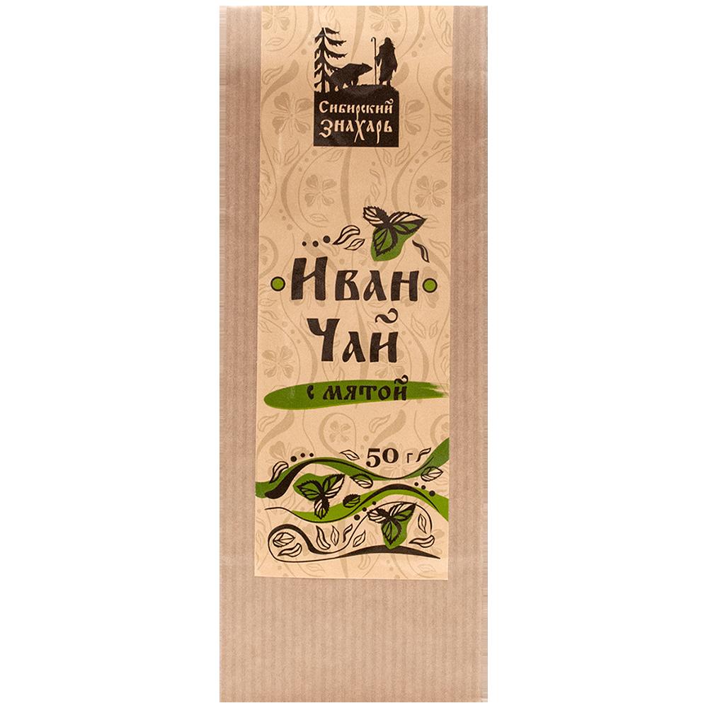 Иван-чай с мятой 50 грамм