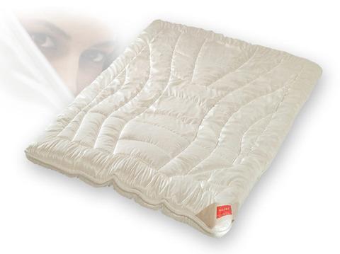 Одеяло кашемировое всесезонное 180х200 Hefel Атлантис Дабл Лайт