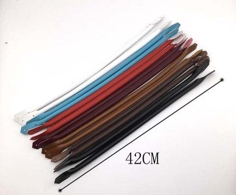 Ручки из эко кожи 40 см (цвет на выбор)