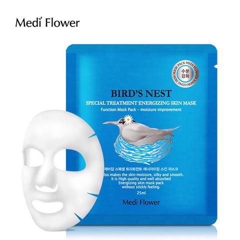 Маска интенсивная с экстрактом ласточкиного гнезда - Special Treatment Energizing Mask Pack (Bird's nest)