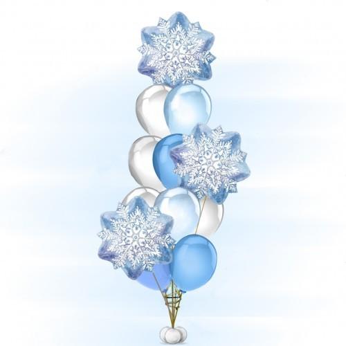 Композиции из шаров Букет Снежинки buket-snezhinki-500x500.jpg