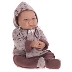 Мягконабивная кукла-младенец