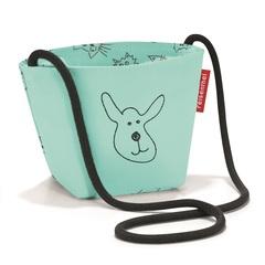 Сумка детская Minibag Cats and dogs mint Reisenthel