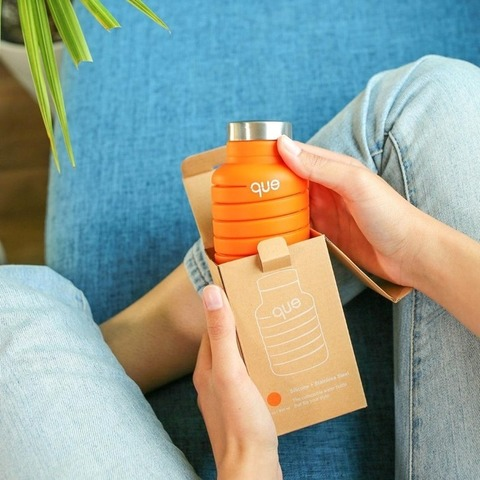 Бутылка Que Bottle