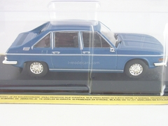 Tatra 613 blue 1:43 DeAgostini Masini de legenda #58
