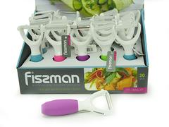 7656 FISSMAN Нож для чистки кожуры