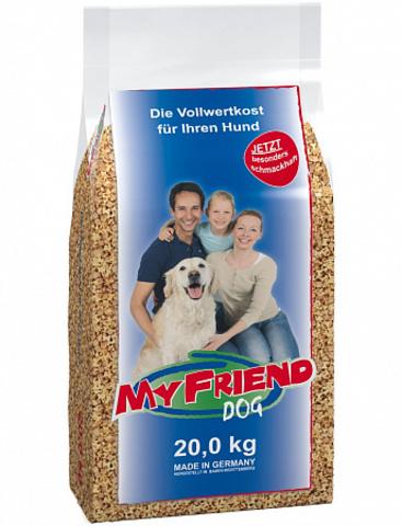 Bosch My Friend Dog сухой корм для взрослых собак любых пород 20 кг