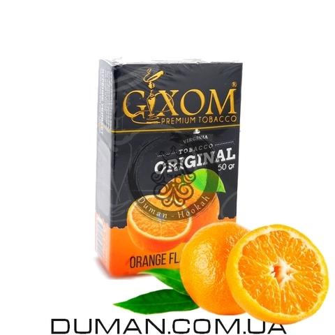 Табак Gixom Orange (Гиксом Апельсин)