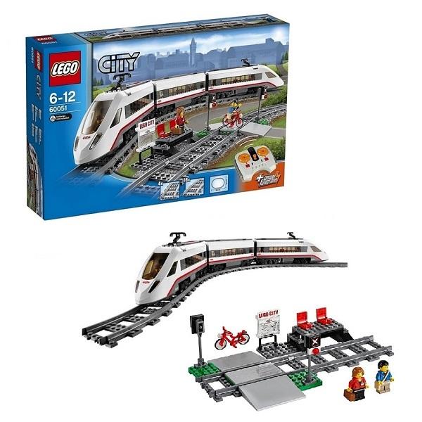Lego поезд купить
