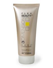 BY FAMA flex curl combing cream 200 ml/крем кондиционер для вьющихся волос