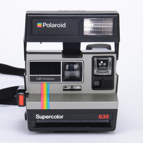 Polaroid Supercolor 635 LM Program