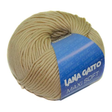 Купить Пряжа Lana Gatto Maxi Soft Код цвета 12530 | Интернет-магазин пряжи «Пряха»
