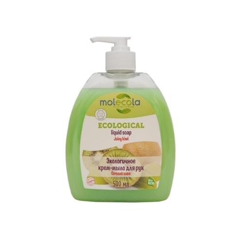 Крем-мыло для рук Сочный Киви экологичное Molecola