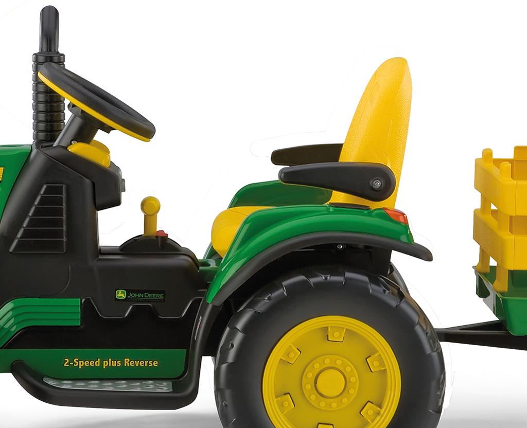 Тракторы PEG PEREGO для детей | Детская спецтехника Peg.