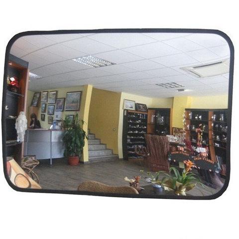 Зеркало для помещений прямоугольное 400мм*600мм