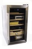 Электронный хьюмидор-холодильник Hovard Miller на 200 сигар — 810-050