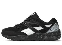 Кроссовки Мужские Puma Trimonic Black White Speck