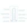 Tenga - Cool Edition Soft Tube Cup