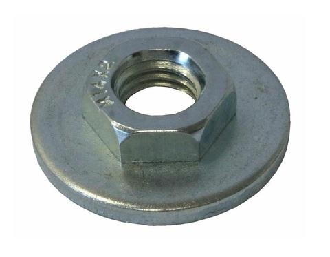 Планшайба для УШМ ПРАКТИКА  резьба М14, посадка 22,2 мм, под гаечный ключ 22 mm