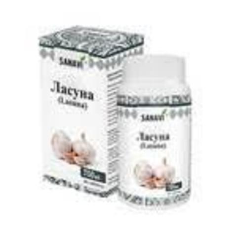 БАД Ласуна, 700 мг, 60 таблеток, SANAVI (Индия)