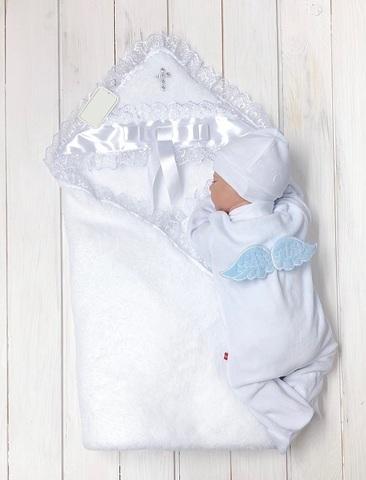 Набор для крещения My Little Angel голубой