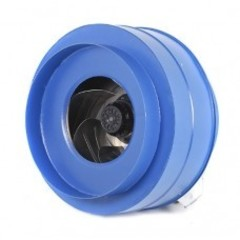 Вентилятор канальный ВанВент ВКВ 400 Е (ebmpapst мотор)