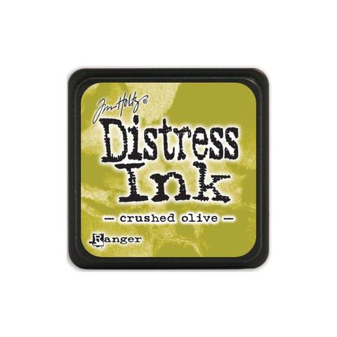Подушечка Distress Ink Ranger - Crushed Olive