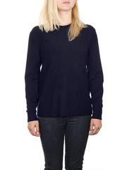 MS1747-7 кофта женская, темно-синяя