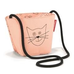 Сумка детская Minibag Cats and dogs rose Reisenthel