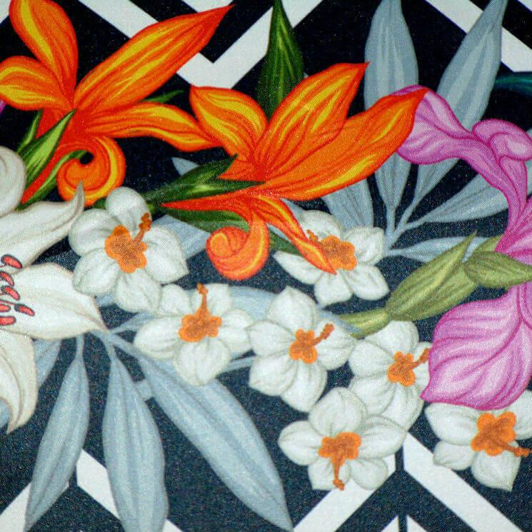 Зонт складной Baldinini 50-7 Vento di fiori