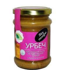 Урбеч-паста, Биопродукты, натуральная, из грецких орехов, 280 г