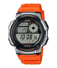 Японские наручные часы Casio AE-1000W-4B