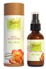 Увлажняющий крем для сухой кожи, Grateful Body