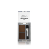 JORDANA Двойная пудра для бровей BROW POWDER DUO (MADE IN USA)