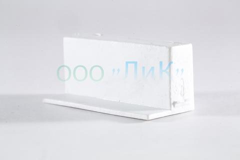 Латодержатель пристреливающийся 53 мм белый