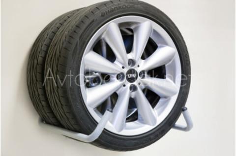 Приспособление для хранения колес в гараже купить металлический гараж северодвинский