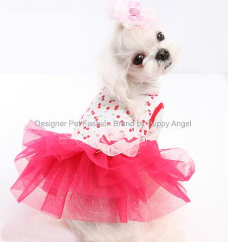 102 PA - Платье для собак
